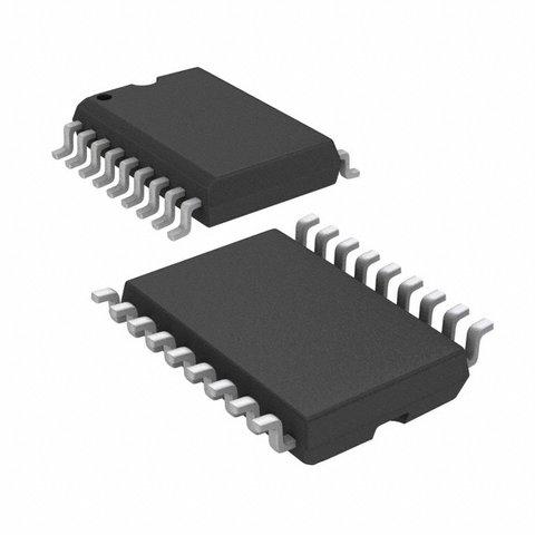 PIC-контроллер для автомобильного навигационного блока CS9100