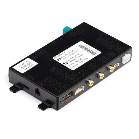 Видеоинтерфейс для Audi A4, A5, A6, Q5, Q7 c системой MMI 3G