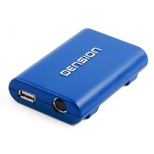 Автомобильный iPod USB Bluetooth адаптер Dension Gateway Lite BT для Mazda GBL3MA1  - Краткое описание