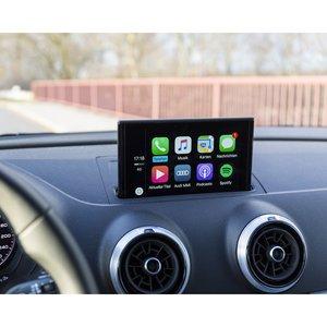 Адаптер с функциями Android Auto и CarPlay для Audi A6 (C7) и A7 (C7) 2010-2015 г.в.