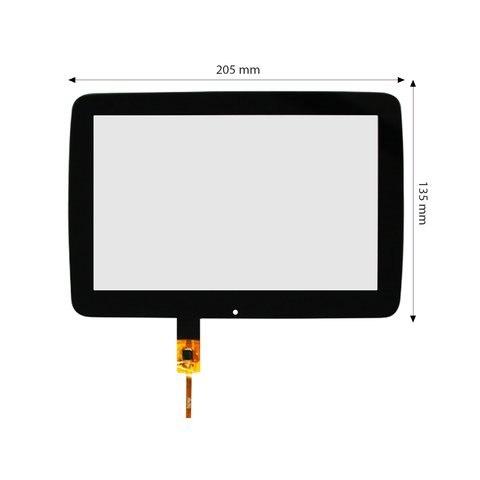 "8"" Capacitive Touch Screen for Mercedes Benz A, B, CLA,  GLA, ML Class"