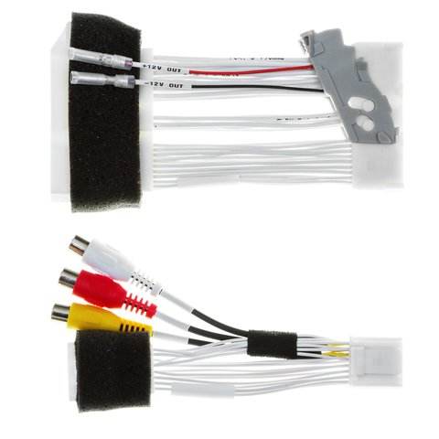 Video Cable for Toyota Land Cruiser with GEN7 GEN9 Media Navigation System