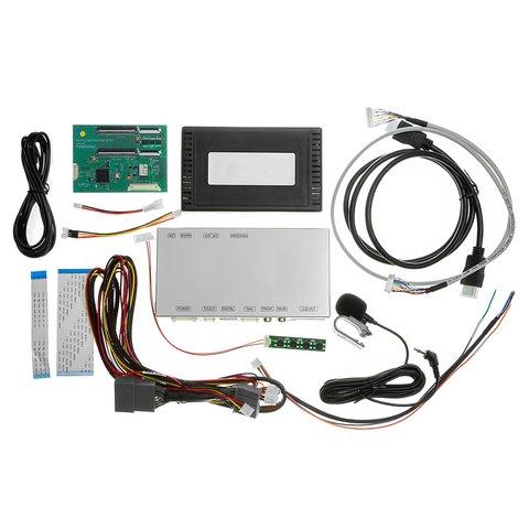 Комплект для установки функции СarPlay в Toyota Camry с системой Panasonic