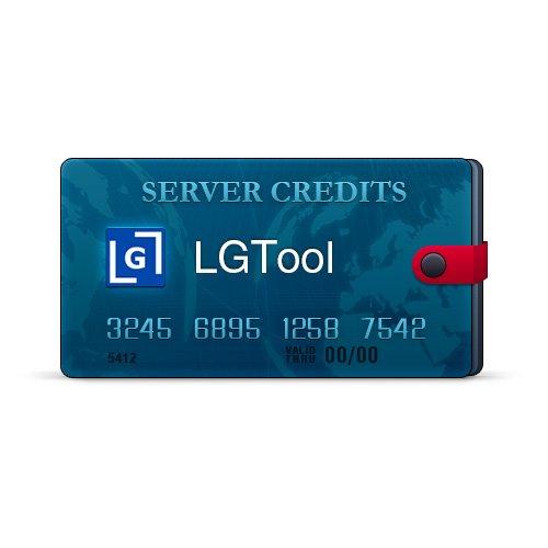 LGTool Server Credits - GsmServer