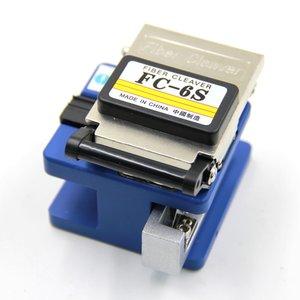 Fiber Optic Cleaver FC-6S