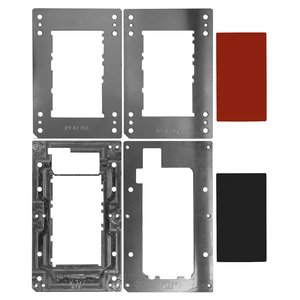 LCD Module Mould for  YMJ-3-01, Apple iPhone 7 Cell Phone, (for OCA film gluing,  to glue glass in a frame, set)