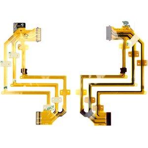 Cable flex para videocámaras Sony DCR-SR200, DCR-SR300, DCR-SR42, DCR-SR62, para pantalla