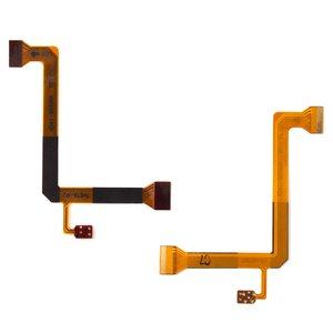 Cable flex para videocámaras Samsung VP-D30, VP-D31, VP-D39, VP-D903i, VP-D93, VP-D99, para pantalla