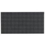 LED-модуль для рекламы P10-RGB-SMD (монохромный, белый, 320 × 160 мм, 32 × 16 точек, IP65, 3800 нт)