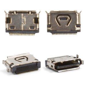 Коннектор зарядки для мобильных телефонов LG KE820, KE850, KG320, KS50, KU311, KU800