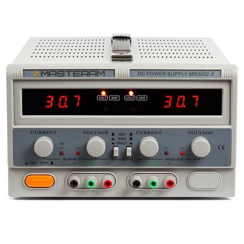Регульований блок живлення Masteram MR3002 2