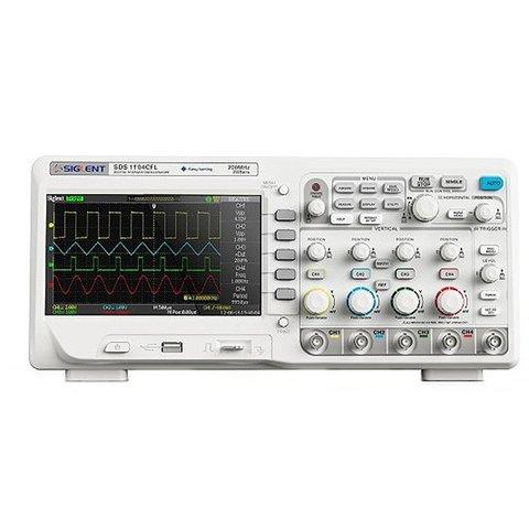 Цифровий осцилограф SIGLENT SDS1104CFL
