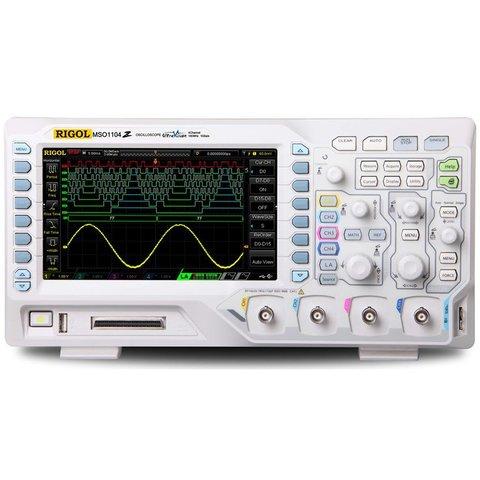 Цифровий осцилограф RIGOL MSO1104Z S
