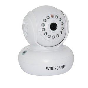 Безпровідна IP-камера спостереження HW0021 (720p, 1 МП)