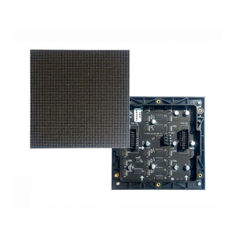 LED модуль для реклами SMD2121 128 × 128 мм, 64 × 64 точок, IP20, 1000 нт