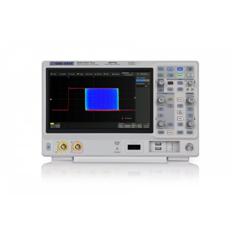 Цифровий осцилограф SIGLENT SDS2102X Plus