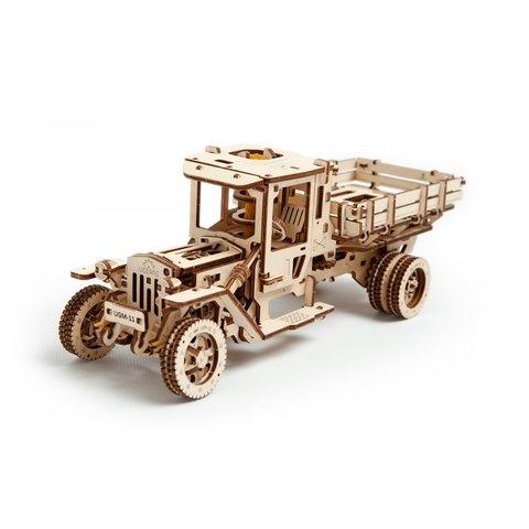 Механічний 3D пазл UGEARS UGM 11 Вантажівка