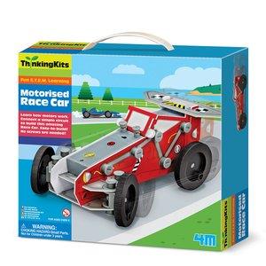 STEM-набор 4М Моторизованная гоночная машинка 00-03404