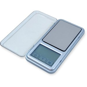 Balanza digital de bolsillo Hanke YF-N1 (500g/0.1g)
