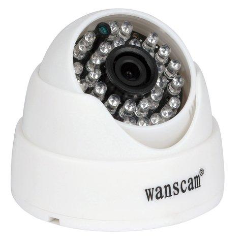 HW0031 Wireless IP Surveillance Camera 720p, 1 MP
